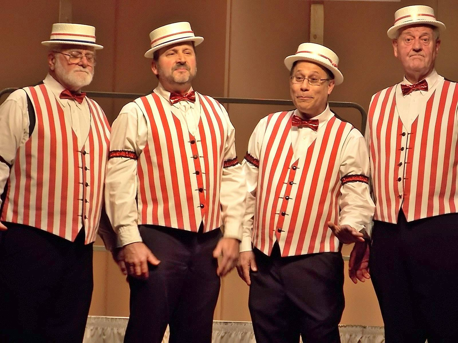 Picture of Barbershop Singers