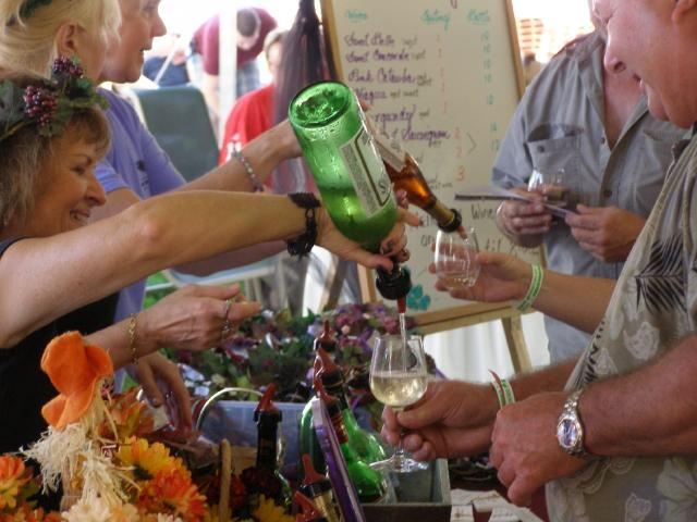 Picture of the Put-in-Bay Wine Festival