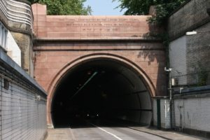 Picture of Put-in-Bay Tunnel Entrance