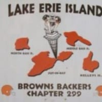 Picture of the Lake Erie Islands Browns Backers