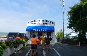 Miller Ferry Tickets Picture