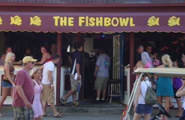 Fish Bowl Restaurant And Bar - Store front Photo Put-in-Bay, Ohio island.